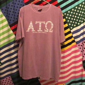 Alpha Tau Omega Comfort Colors T-Shirt!